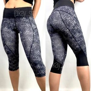 Lululemon Hop To It Crop Leggings